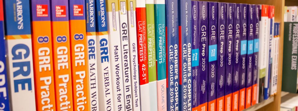 A speedy overview of the GRE exam