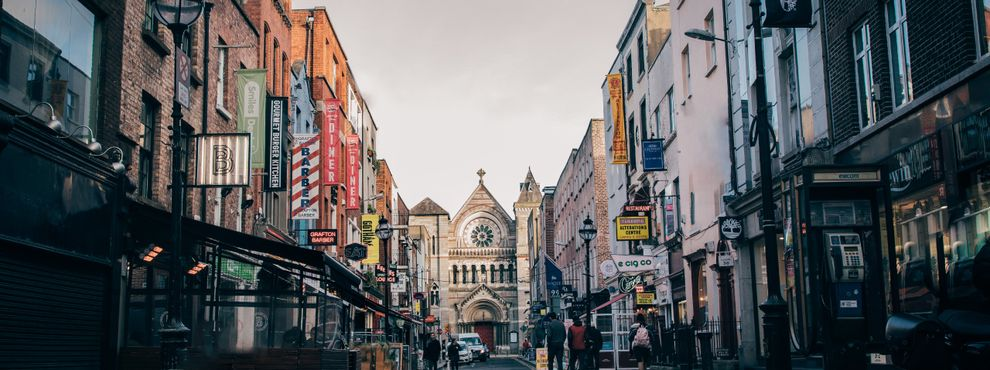 5 reasons Dublin is a great city to study in