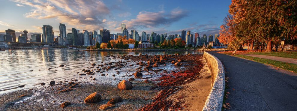 5 reasons why you should study in Vancouver