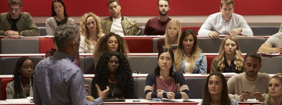 6 top young universities in the UK