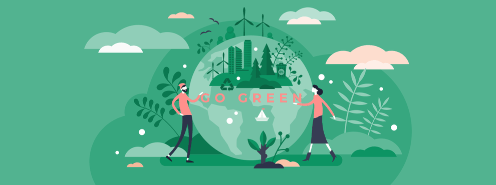 6 ways you can help save the Earth on campus