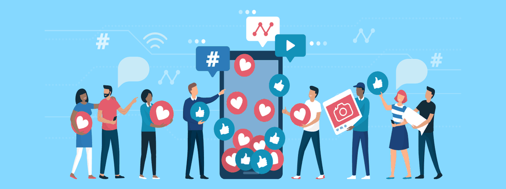 8 social media sites to land your first job