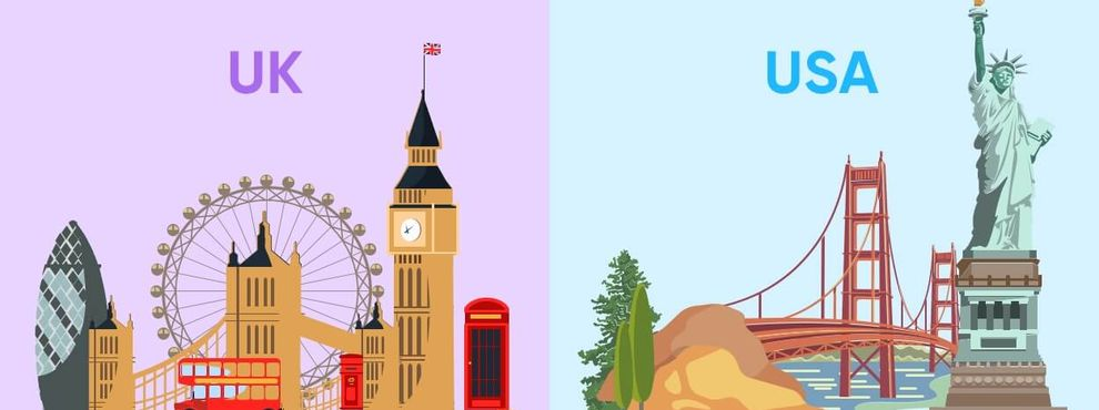 9 differences between studying in the UK vs the USA