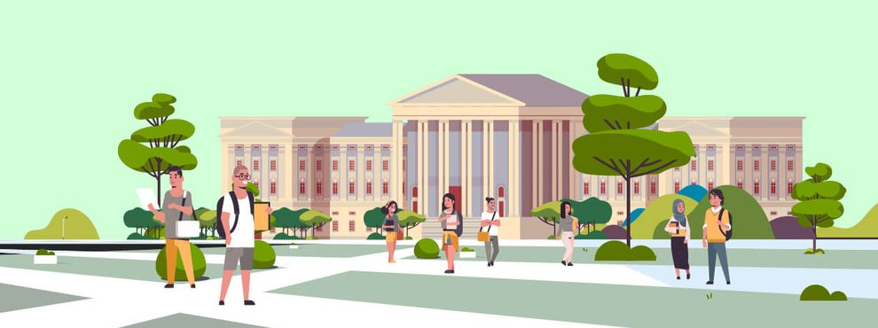 Go Greek - Your guide to Greek life in the USA