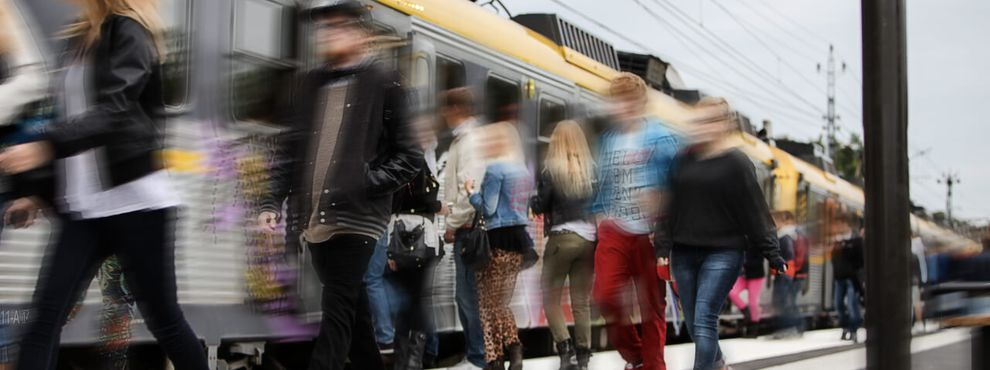 How to make the most of your time at university as a commuter student