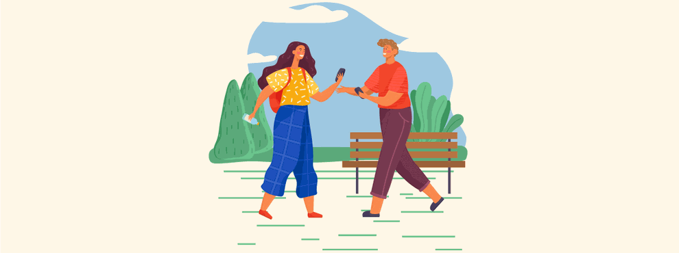 How To... Successfully manage meeting someone from back home you don't like