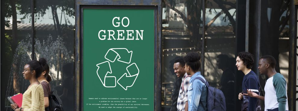 Is COVID giving freshers' week a chance to go green?
