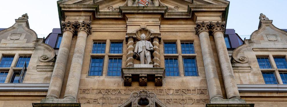 Oxford lecturers boycott Oriel College over Cecil Rhodes statue decision