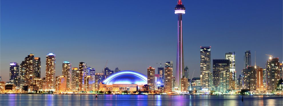 The student guide to Toronto