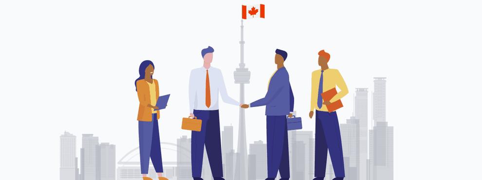 Top graduate employers in Canada