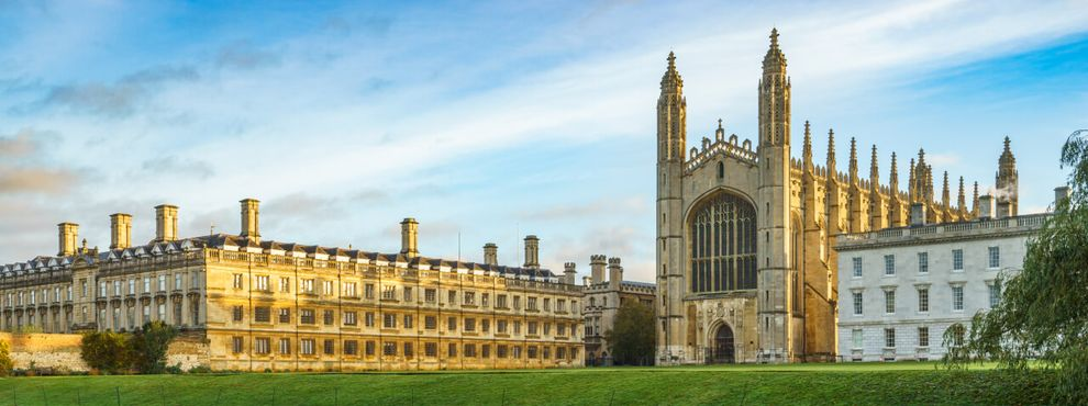 University of Cambridge launch foundation year for disadvantaged students