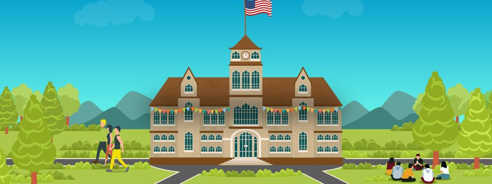 University welcome week around the world: USA