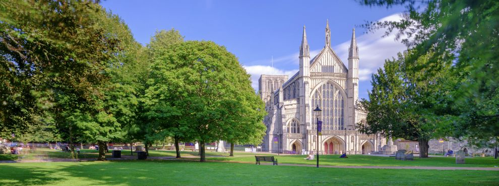 Why Winchester is the perfect study abroad destination